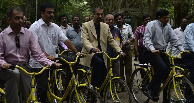 Namma Cycle kicks off