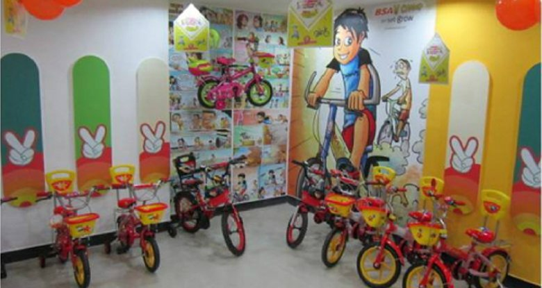 Kids Cycles Store in Chennai
